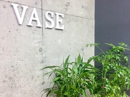 VASE NAIL  ACADEMY&SALON 【東中野】