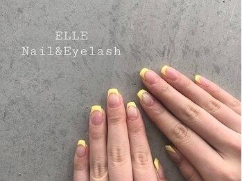 エル(ELLE)/フレンチネイル