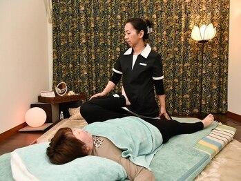 和気薫風の写真/《タイ古式ボディメンテナンス》で身体の柔軟性を高める!自律神経の乱れにも効果的♪