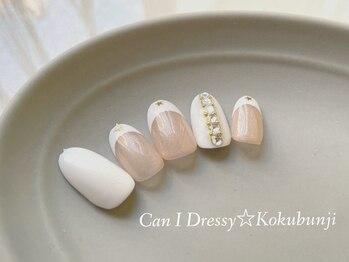 キャンアイドレッシー 国分寺店(Can I Dressy)/季節のキャンペーンネイル☆5月