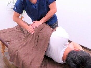 チル(CHILL)の写真/疲労や生活のクセから身体を分析♪【姿勢骨盤矯正¥7700→¥5500】で本来の健康的なお姿へと導きます★