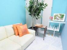 ブラジリアンワックス脱毛専門店 イビザワックス 横浜店(Ibiza Wax)の雰囲気(プライベート空間で安心リラックスして施術が受けられます)