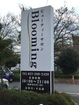 ブルーミング 前橋店(Blooming)/大きい看板が目印です★