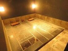 銀座岩盤浴 暖