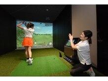 チキンゴルフ 博多駅前店(Chicken Golf)の雰囲気(ゴルフが初めての方も大歓迎!)