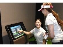 チキンゴルフ 博多駅前店(Chicken Golf)の雰囲気(最新のシミュレーションマシンを導入しております!)