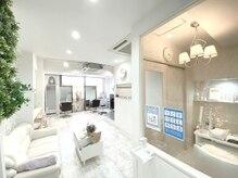 ≪美容室に併設したネイルサロン≫完全個室でゆったりとした空間