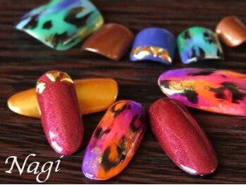 ネイルサロンナギ(Nail salon Nagi)