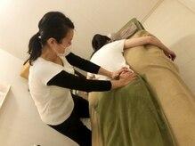 ビサイセイ(Bi-saisei)の雰囲気(心地よい力加減で筋膜・凝り固まった筋肉にアプローチ♪)