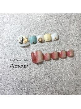 アムール(Amour)/フット定額7000円コース
