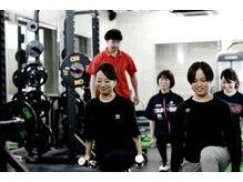 ワークアウトレッズ(Workout Red's)の雰囲気(セミパーソナルでみんなで楽しくトレーニング☆)