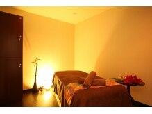 ロハスロハス(LOHAS LOHAS)の雰囲気(施術スペースはリラックス出来る雰囲気♪全室個室で安心◎)