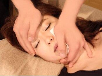 キュープ 福岡天神店(Qpu)/小顔頭蓋骨矯正2