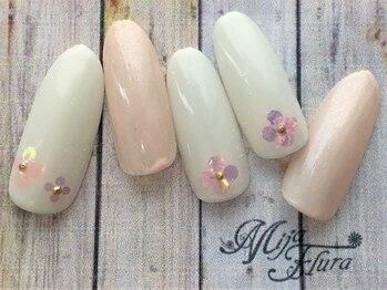 ミハフルーラ 与野(Home Nail Salon Mija Flura)/オフィス 5980円 I14O