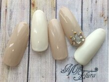 ミハフルーラ 与野(Home Nail Salon Mija Flura)/オフィス 5980円 I15O