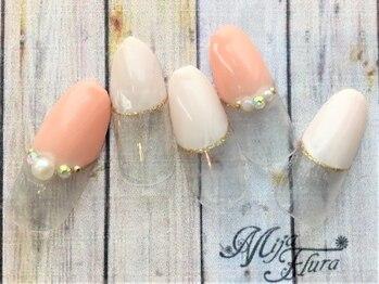 ミハフルーラ 与野(Home Nail Salon Mija Flura)/オフィス 5980円 I16O