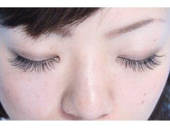 アイズモア 京王八王子店(Eye's More~eyelash&nail~)/シングルナチュラルデザイン☆