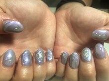 パルネイル(PAL nail)/オーロラネイル