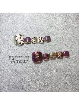 アムール(Amour)/フット定額8000円コース