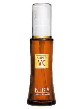 まつげふさ子 おはだつる美 キラ(KIRA)/スーパーVC30ml