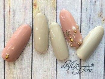ミハフルーラ 与野(Home Nail Salon Mija Flura)/オフィス 5980円 I153O