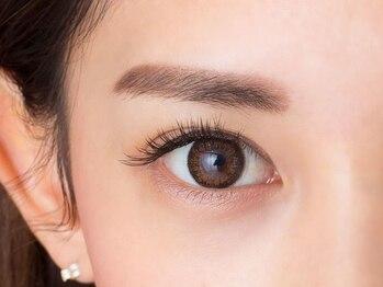 アイラッシュサロン アンジェラ(Angela)の写真/【幡ヶ谷駅北口を出てすぐ☆】目の形や顔のバランスに応じて、お客様の理想を叶えるお手伝いをいたします!