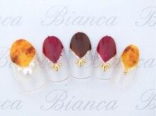 ビアンカ 池袋店(Bianca)/べっ甲ネイル★7980円