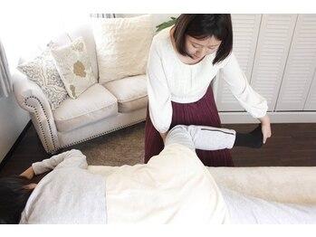 睡眠改善専門 サロン 萃(Sui)/寝ているだけでストレッチ