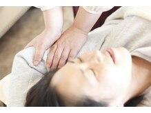 睡眠改善専門 サロン 萃(Sui)/腕の張りつめケアで背中が楽に