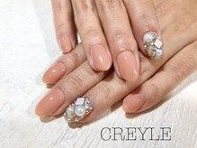 クレイル(CREYLE)/埋め込みネイル