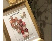 ヴィーアンドヴィーナス 田町店(VIE&Venus)の雰囲気(マオジェル導入サロン♪カラー・パーツ・デザインが豊富!)
