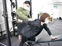 パーソナルトレーニングフォーカス(Personal training Focus.)