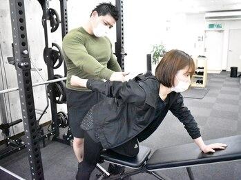 パーソナルトレーニングフォーカス(Personal training Focus.)(千葉県船橋市)