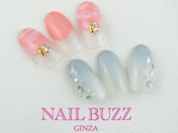 ネイル バズ(NAIL BUZZ)/200初回ジェルオフ込4800円