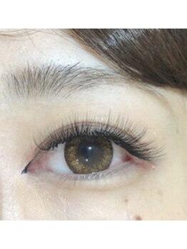 ネイルアンドアイラッシュ ブレス エスパル山形本店(BLESS)/ボリュームラッシュ100束