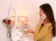 小顔矯正 アメリ ビューティーサロン(Ameri beauty salon)の雰囲気(メイク直しもしていただけます♪)
