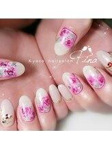 ピーナ ネイルアンドビューティー(Pina nail&beauty)/当店1番人気の持込オーダー
