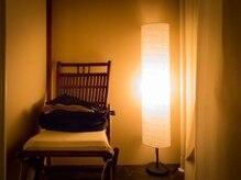 温活サロン 藻奥(macomo spa)の雰囲気(こちらがお着替えのルームになります。)