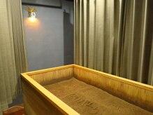 酵素浴5 ささしまライブ店の雰囲気(落ち着いた個室空間で日常を忘れてリラックス♪)