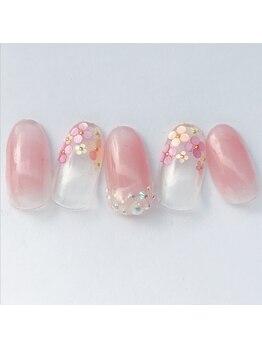 nail Ambicia【ネイル アンビシア】_デザイン_10
