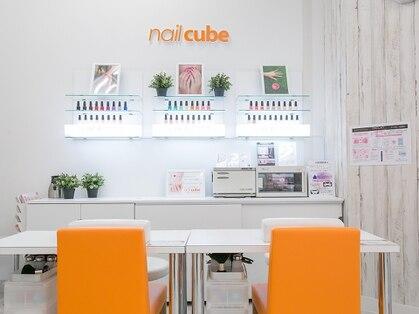 ネイルキューブ イオンスタイル奈良店の写真