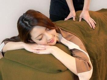 ラクシア アルカキット錦糸町店の写真/【深揉みリラク60分¥5400】症状や体調に合わせた特別施術が◎明日からもスッキリ活躍できる強い身体に♪