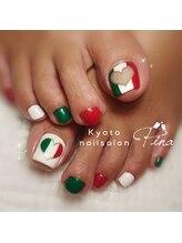 ピーナ ネイルアンドビューティー(Pina nail&beauty)/イタリアに行かれるお客様♪