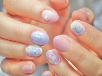 コットン ネイル(cotton nail)/お任せスタイリングデザイン