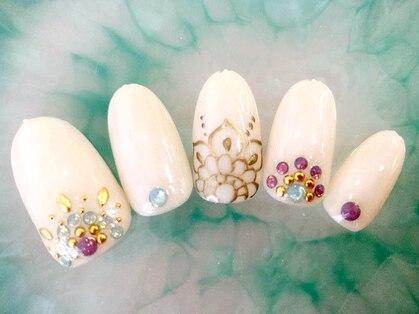 ネイルサロン デュエット(nail salon Duet)の写真