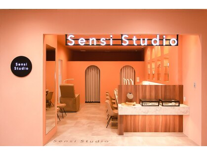 センシスタジオ 流山おおたかの森S C/FLAPS店(Sensi Studio)の写真