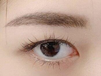 オリヴィア(Olivia)の写真/眉スタイリング☆低刺激アイブロウWAX、パーマで理想の眉へ。