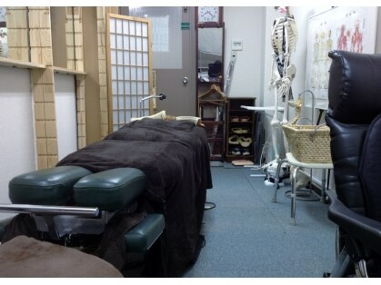 あいしん整体矯正室(神戸・元町・三宮・灘区/リラク)の写真