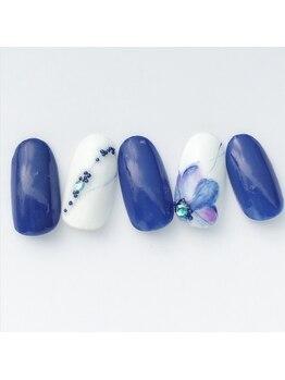 nail Ambicia【ネイル アンビシア】_デザイン_06