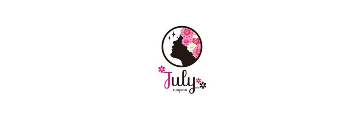 ジュライ(JULY)のサロンヘッダー
